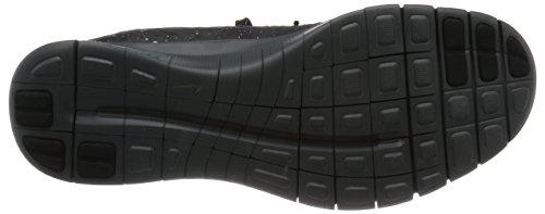 Nike Mens Free Hypervenom 2 Scarpa Da Allenamento Fc Nero / Nero-rflct Argento Profondo Blu Reale