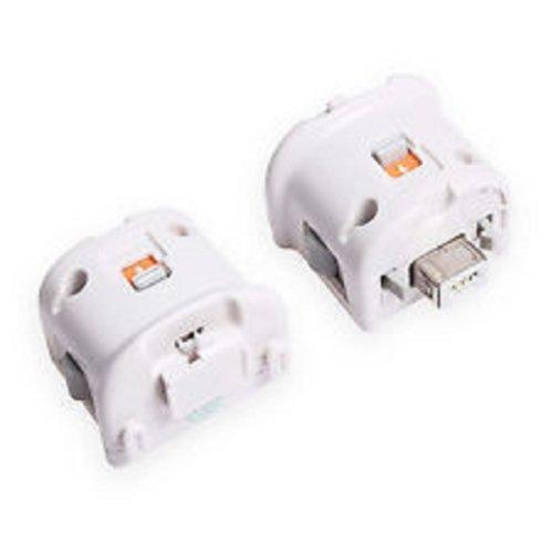 Plus Wii - EastVita Wii MotionPlus (Motion Plus) Adapter (White) (2)