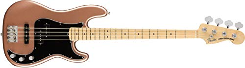 Fender American Performer Precision Bass – Penny with Maple Fingerboard