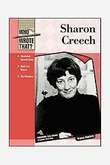 Sharon Creech (Who Wrote That?) Hardcover