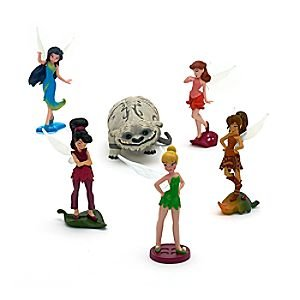Official Disney Tinkerbell The Legend Of The Neverbeast 6 Figurine