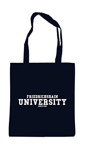 Friedrichshain University Bag Black Certified Freak