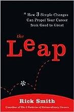 The Leap Publisher: Portfolio Hardcover