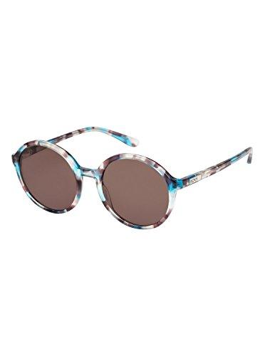 Soleil Bleu Femme Tortoise Brown Blossom Roxy Shiny Lunettes Erjey03051 Blue Pour De w1t7x4H