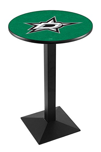 Licensed Dallas Stars Pub Table (Holland Bar Stool L217 NHL Dallas Stars Officially Licensed Pub Table, 28
