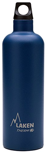 Laken Thermo Futura Vacuum Insulated Stainless Steel Water Bottle Narrow Mout.