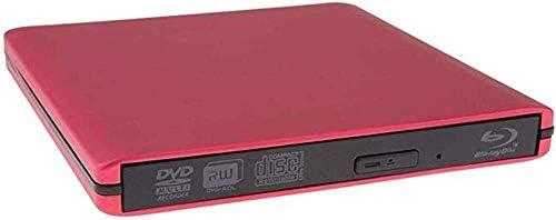 KJRJFD PC/のMacBook用ブルーレイDVDドライブ、ポータブル3D 4K USB3.0 CD/DVD-RAM/BD-ROMのSuperDrive CD +/- RWバーナーリライタ/カードリーダー (Color : B)