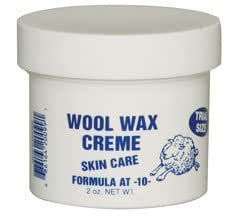 Wool Wax Creme 2 Oz. Lightly Scented 020099