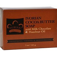 Nubian Heritage Ivorian Cocoa Butter Soap 5 Oz X 6 Bars Please read the details before purchase. There is no doubt the 24-hour contacts. Ivorian Cocoa Butter Soap