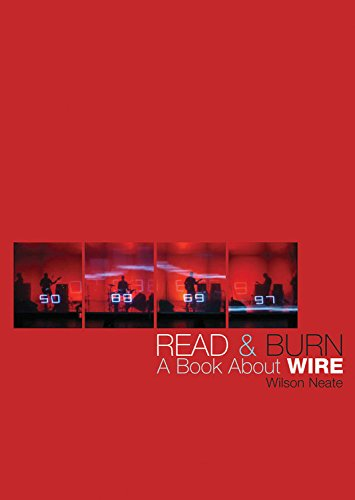 Download Read & Burn: A book about Wire ebook