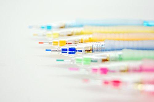 Pilot Color Eno Mechanical Pencil, 0.7mm, 8 Colors, Mechanical Pencil Lead Refill, 0.7mm, 8 Colors, Sticky Notes Value Set by Stationery JP (Image #1)