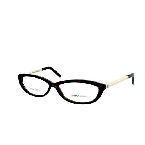 Yves Saint Laurent 6332 Eyeglasses-0AQT Dark - Glasses Reading Ysl