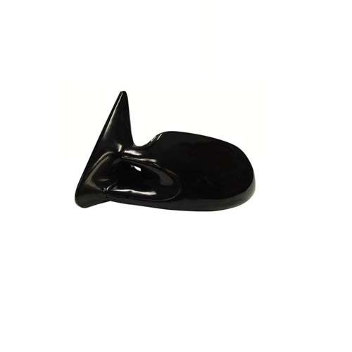 CIPA 90090 Optic Sport Manual Mirror (Black) fits 98-03 Chevy Pickups and SUV's - Sold as a Pair