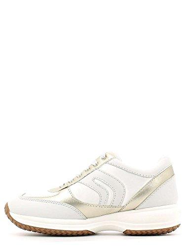 Geox J5256B 08511 Zapatos Niño Blanco