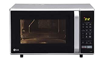 LG 28 L Convection Microwave Oven MC2846SL, Silver
