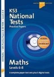 KS3 Maths Level 6-8: Level 6 (National Test Practice Papers) pdf