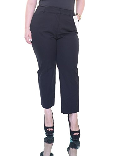 Hot Charter Club Womens Classic Fit Tummy Slimming Cropped Pants hot sale