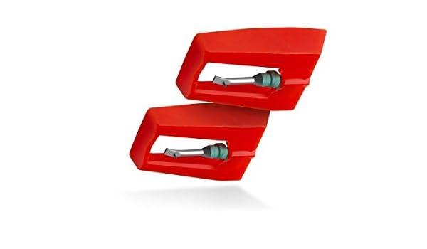 ION ICT09RS - Pack de 2 agujas de reemplazo para giradiscos ...