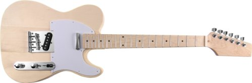 Alston Guitars TC1 TC Style Cutaway Electric Guitar DIY Builder Kit | Bolt On