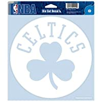 "NBA Boston Celtics WCR55629881 Perfect Cut Decals, 8"" x 8"""