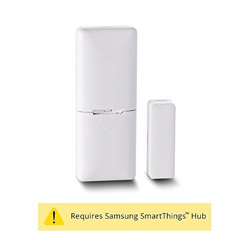 Visonic MCT-340 E Wireless Door Window Temperature Sensor 2.4ghz ZigBee - Now Works Natively with Samsung SmartThings Hub