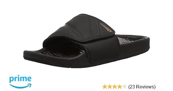 72642741a4fa Copper Fit Men s Glide Gel Slide Sandal