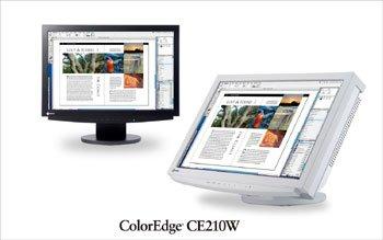 Eizo ColorEdge CE210W Monitor Drivers Download