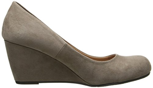 Laundry Super Taupe Nima Super Suede Women's Dark Suede Pump Dirty 7wq60xndF7