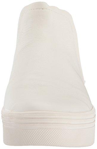 Dolce White Vita Leather Tate Sneaker Women's BqBPxICnwr