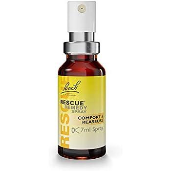 Amazon.com: Bach Rescue Remedy Spray: Mascotas