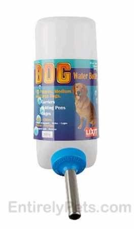 Lixit Dog Plastic Water Bottle 32oz