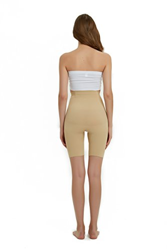 Review Nude Tummy Body Shaper