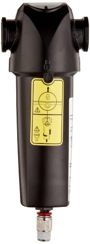 Parker WS010CNFX/US Oil-X Evolution Water Separator, Float Drain, 21 scfm, 1/2'' NPT by Parker