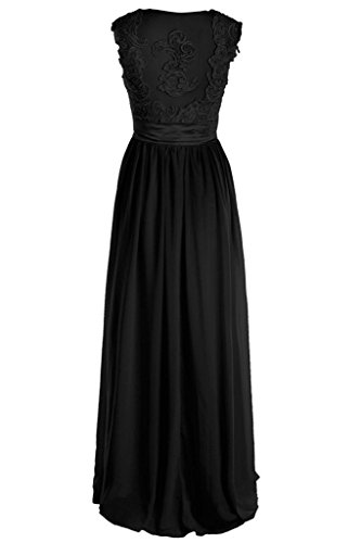 Linie A Dunkelrot Damen Kleid Fanciest SAqw8vnH