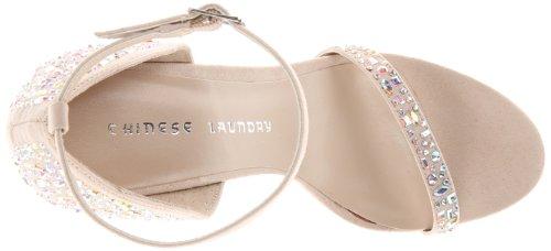 Chinese Laundry Babydoll Mujer Lona Tacones