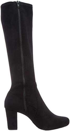 Black st Black Boots Navia Women's High f18 Unisa black StqYA