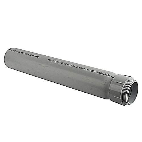 Carlon 3 In. x 24 In. Non-Metallic Slip Meter Riser with Terminal ()