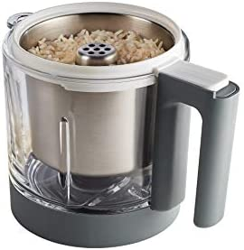 Beaba 912682 Béaba - Cocedor de arroz para pasta, color blanco ...