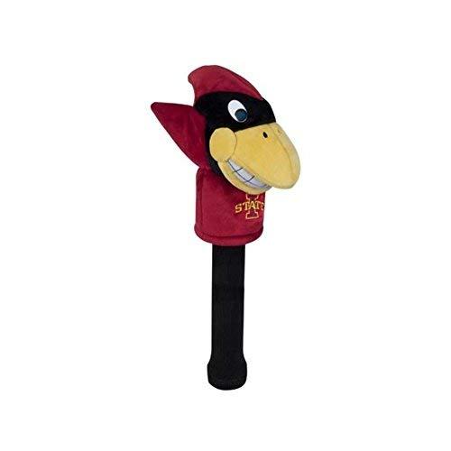 Team Effort Iowa State Cyclones Mascot Headcover - Sock - Iowa State Cyclones Golf Headcover