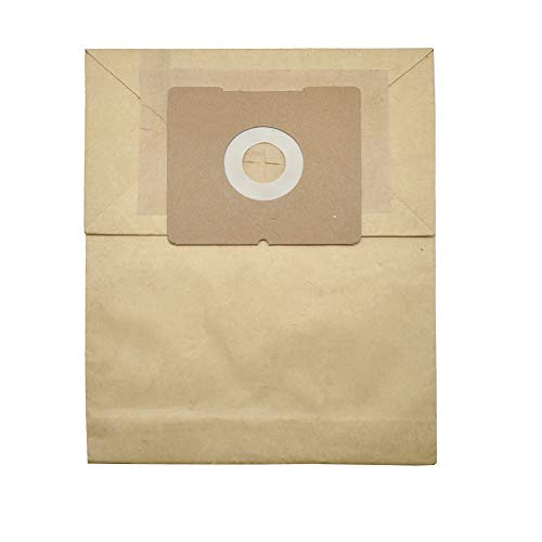 EZ SPARES 24Pcs Replacement Paper Bags for Bisel Zing 4122 1668W, 2154A, 4122, 1668 Series,Dust Bag # 2138425, 213-8425
