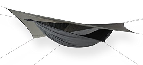 Hennessy Hammock - Deep Jungle Zip XL Premium Double Bottom Hammock for The Buggiest Jungles on The...