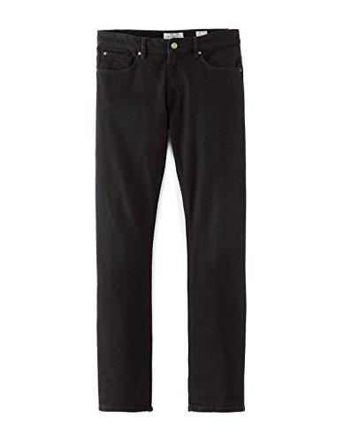 A Gamba Celio Uomo black Jeans Dritta Nero vRExA5w