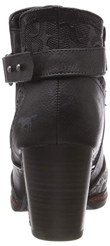 Chelsea 259 Para Gris Stiefelette Mustang Mujer Botas graphit 6qWUn7fa