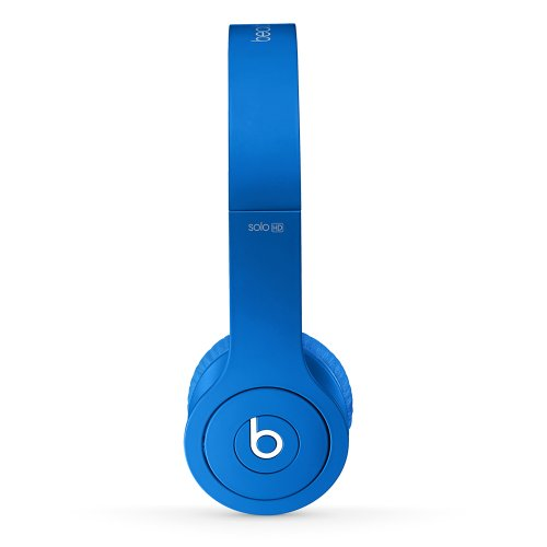 Beats Solo HD On-Ear Headphone (Discontinued by Manufacturer - Blue)