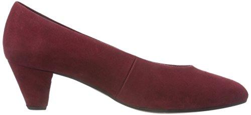 Donna camino Fashion Tacco Con Scarpe Gabor 15 Rosso 4IfUYqx