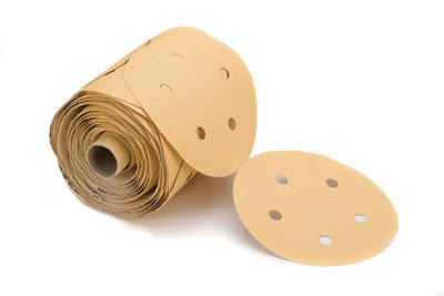 "Mirka Bulldog Gold Abrasive Discs 5"" PSA 5 Hole 100 Grit (100 Count) Review"