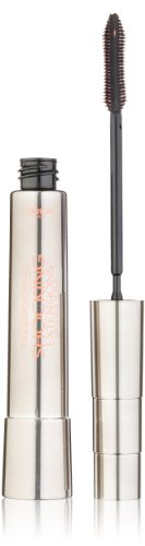 - L'Oreal Paris Telescopic Shocking Extensions Mascara, Black Brown, 0.29 Ounces