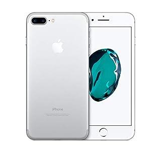 Apple iPhone 7 Plus, 256GB, Silver - For Verizon (Renewed)