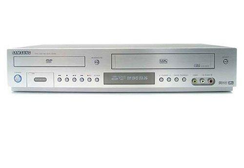 Samsung DVD-V8600 DVD/CD Player w/Built-in HiFi VCR & Flash Reader