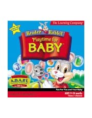 Reader Rabbit Playtime for Baby (Jewel Case)